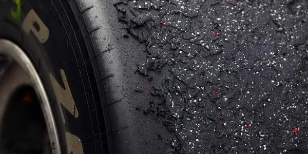 Pirelli degradacija